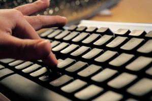 Keyboard tap