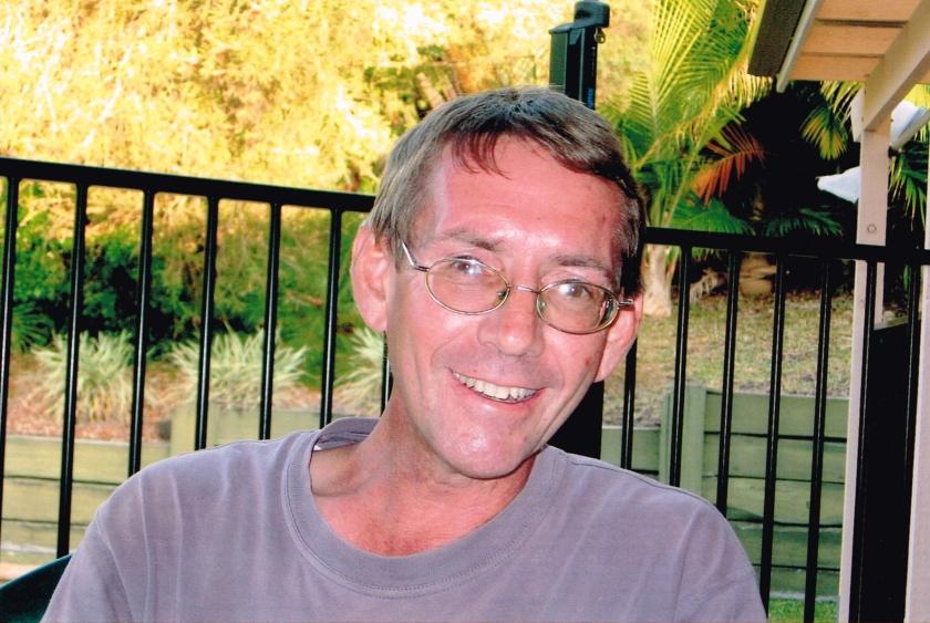 Robert Peter John Ashby living forever - online, on my blog at least. RIP.