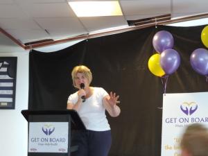 Singer/songwriter Dee Handyside tell her inspiring story.