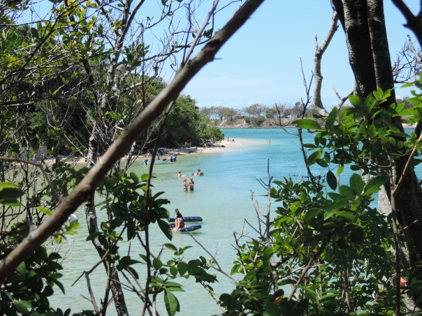Tallebudgera Creek, Burleigh Heads, Gold Coast Queensland