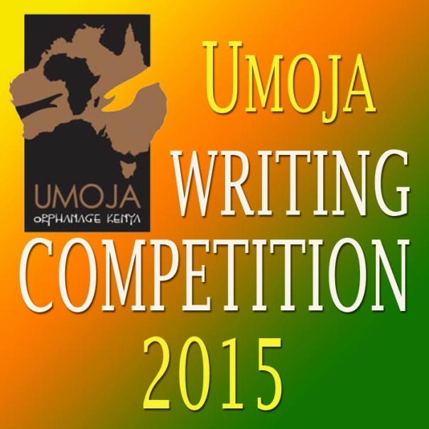 Umoja Writing Competition 2015 logo www.umojawritingcomp.wordpress.com