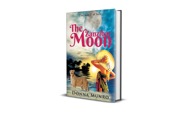 The Zanzibar Moon romantic adventure by Donna Munro