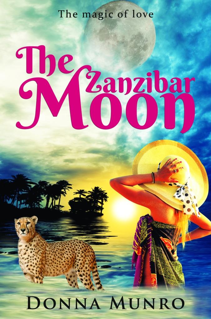 The Zanzibar Moon by Donna Munro