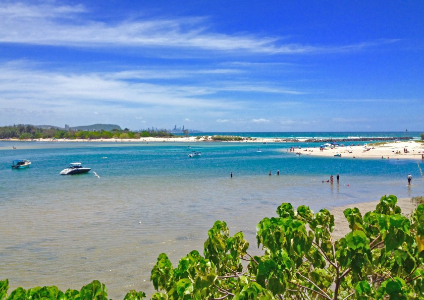 Currumbin Creek, Gold Coast, Queensland Australia