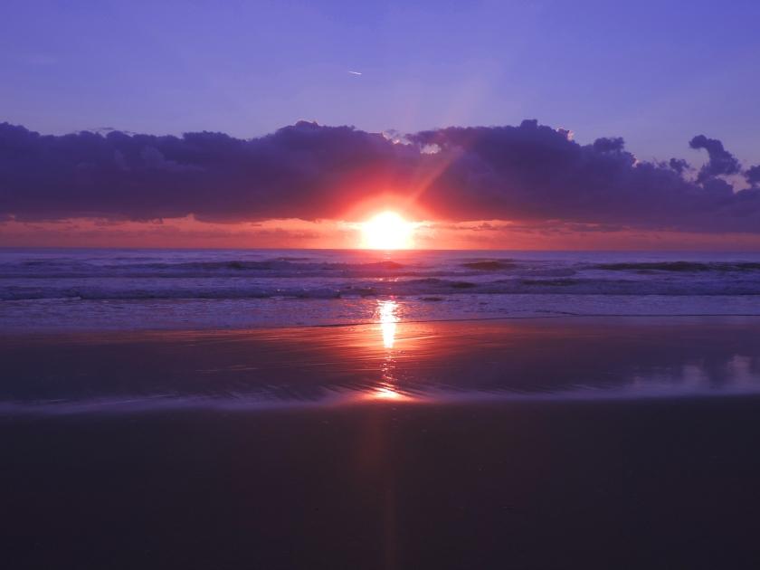 Sunrise Currumbin Beach, Qld, Australia