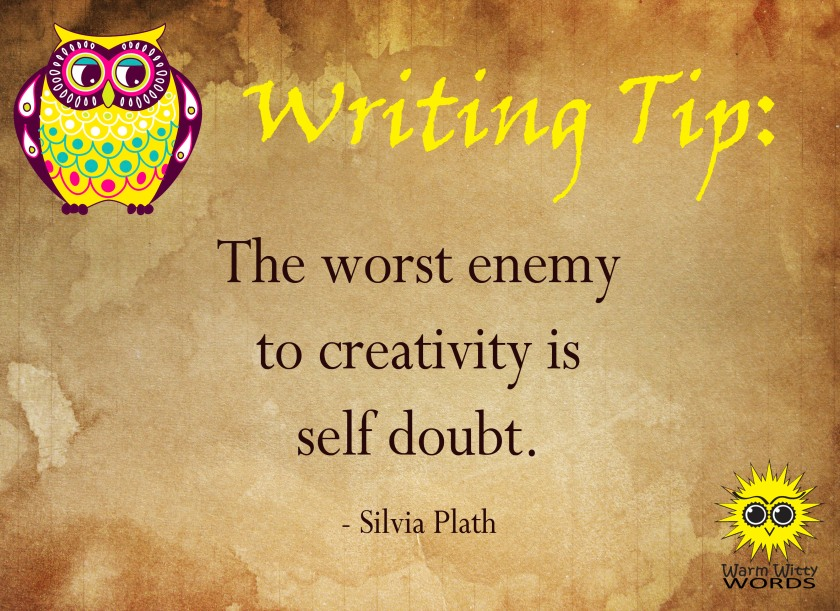 Warm Witty Words writing tips