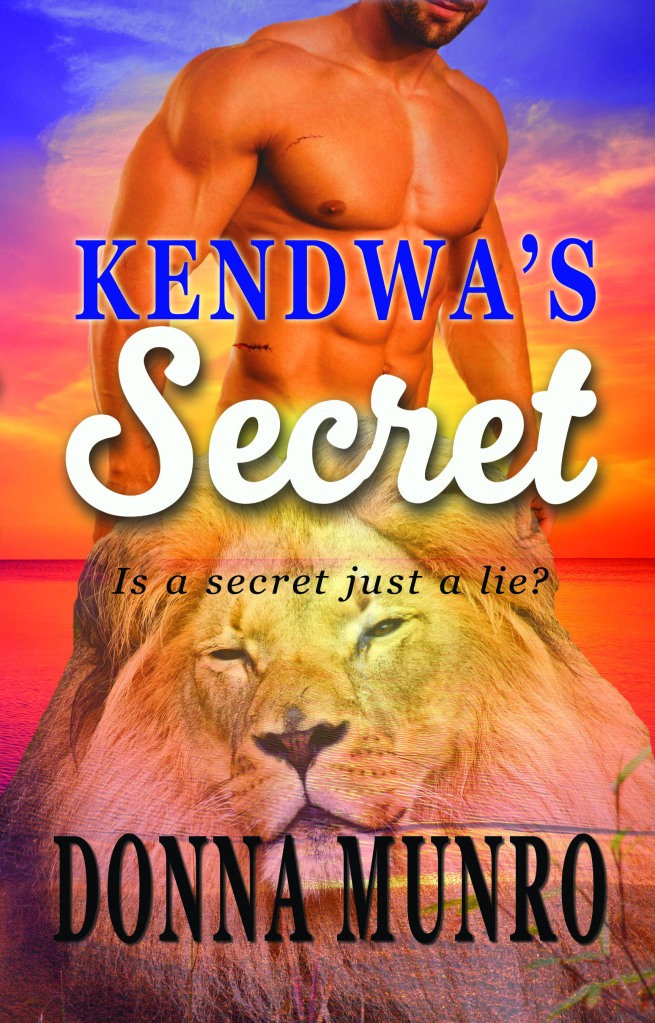 Kendwas Secret cover lion front