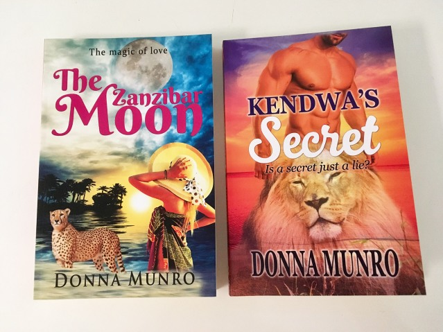 Kendwa's Secret the prequel to The Zanzibar Moon by Donna Munro