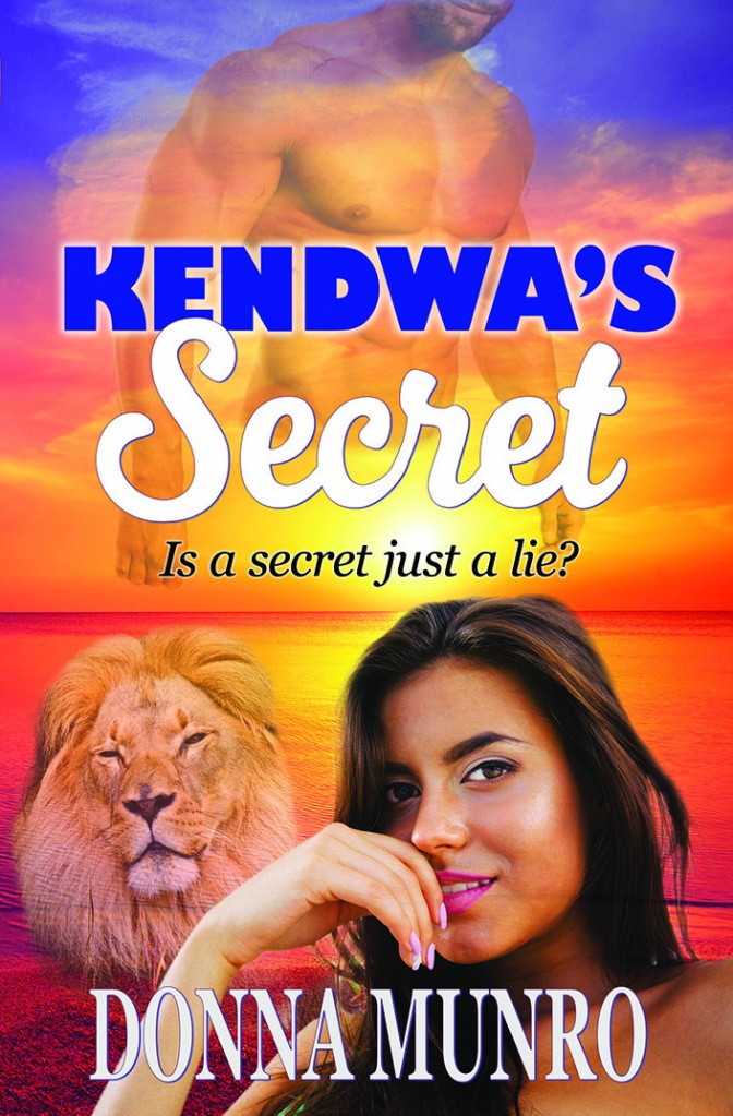 Kendwa's Secret Book Cover