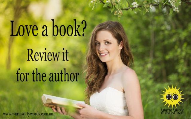 Book reviews, author reviews