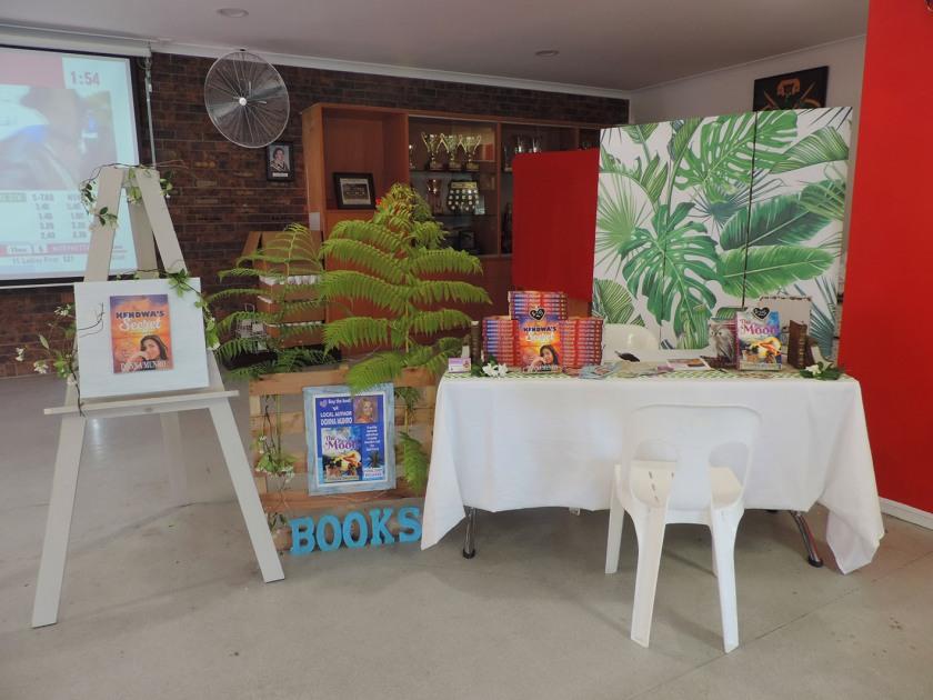 Kendwa's Secret book launch