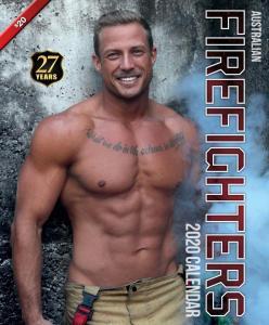 Firefighter Calendar 2020