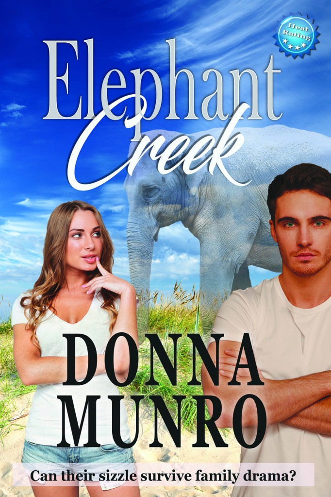 Author Donna Munro Elephant Creek